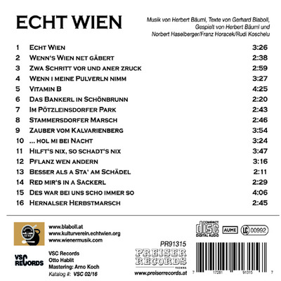 Medium cd 06 echt wien 2 back
